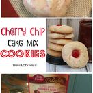 Cherry Chip Cake Mix