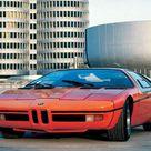 1970s Supercars   BMW Turbo