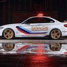 BMW M2 MotoGP Safety Car  le safety car de la saison 2016