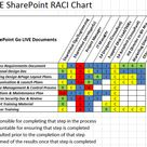 Download RACI Matrix Template XLS for Project Management - Microsoft Excel Template and Software