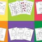 All Free printable preschool Coloring pages