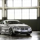 2013 BMW 4 Series Coupe Concept Image