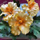Gumpaste Kuchen Dekorationen Gum Paste Blumen 25 Stück Set | Etsy