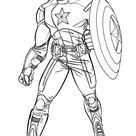 Avengers coloring pages   Print and Color.com