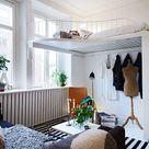 coin chambre dans le salon : 40 idées pour l'aménager | Une hirondelle dans les tiroirs