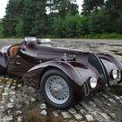 Alfa Romeo 6C 2500 Ex Franco Cortese