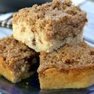 Cinnamon Coffee Cakes