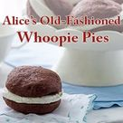 Alice's Old-Fashioned Whoopie Pies