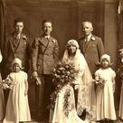 Vintage Wedding Photos