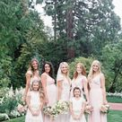 Chic Backyard Farm Wedding in Washington
