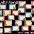 Candy Bar Awards