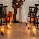 Stunning Scandinavian Fall Wedding Inspiration - Chic Vintage Brides