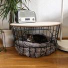Amazon.com: cat bed - 4 Stars & Up / Beds & Furniture / Cats: Pet Supplies
