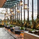 10 Commercial and Outdoor Restaurant Patio Designs That'll Turn Heads With Pictures   Poggesi® USA