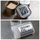 Happy Mama's Day! Gift Box - Vanilla Buttercream Lotion Bar + 0.35oz Serious Fix Healing Balm