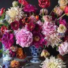 Blue and White Monday: Natasja Sadi of Cake Atelier Amsterdam — The Pink Pagoda