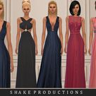 ShakeProductions SET22 Gown Set