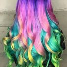 20 Trending Shades of Unicorn Hair   How To Look Stunning and Magical
