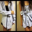 No Sew Dress