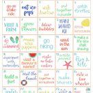 30 Days of Summer Fun Challenge (+ FREE Printable)