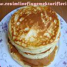 Pankek Tarifi – Pankek Nasıl Yapılır- Pancake Tarifi