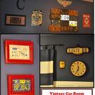Vintage Car Room