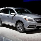2014 Acura MDX Now with More Available FWD