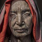 Intimate portraits of Indian paupers reveal face of poverty