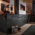 Gestaltungsmöglichkeiten mit dunklen Systempaneelen für Zuhause