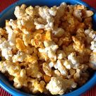 Cheese Popcorn Recipes