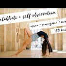 60 minute MORNING PRACTICE kapalabhati, meditation, asana | SARA TICHA