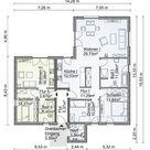Bungalow SH 137 WB EW Einliegerwohnung -   HausbauDirekt.de