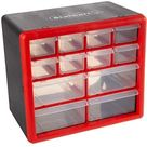 Stalwart - 75-ST6067 Storage Drawers-12 Compartment Organizer Desktop or Wall Mount Container- 4 Large and 8 Small Bins for Hardware, Beads, Jewelry, and More by - - Amazon.com