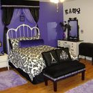 Purple Girl Rooms