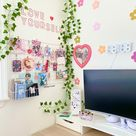 Heart Mirror   aesthetic room decor ideas