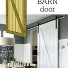 Building A Barn Door