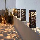 LED Solar Gartenlichter