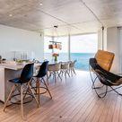 Weitblick - freier Ostseeblick, Fahrstuhl, Kamin, Sauna mit Relaxbereich, maritimer Urlaub der Extraklasse - Kappeln
