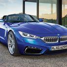 2018 BMW Z5   Rendering & New Info