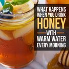 Honey With Warm Water