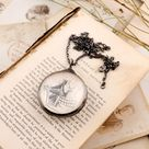 Memento mori necklace