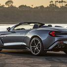 2017 Aston Martin Vanquish Zagato Volante   Rear Three Quarter