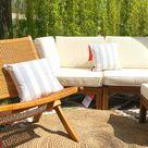 Dein Outdoor-Wohnzimmer im natürlichen Boho Look