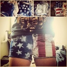 American Flag Shirts