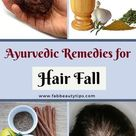 15 Ayurvedic Remedies For Hair Fall and Hair Regrowth   Fab Beauty Tips