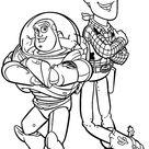 Desenhos de Toy Story para colorir e imprimir   Como fazer em casa