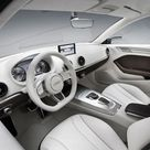 2011 Audi A3 e tron   Concepts