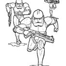 Star Wars Stormtroopers printable image