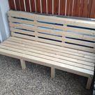 Outdoor-Lounge selber bauen