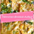 Hähnchen-Brokkoli-Auflauf